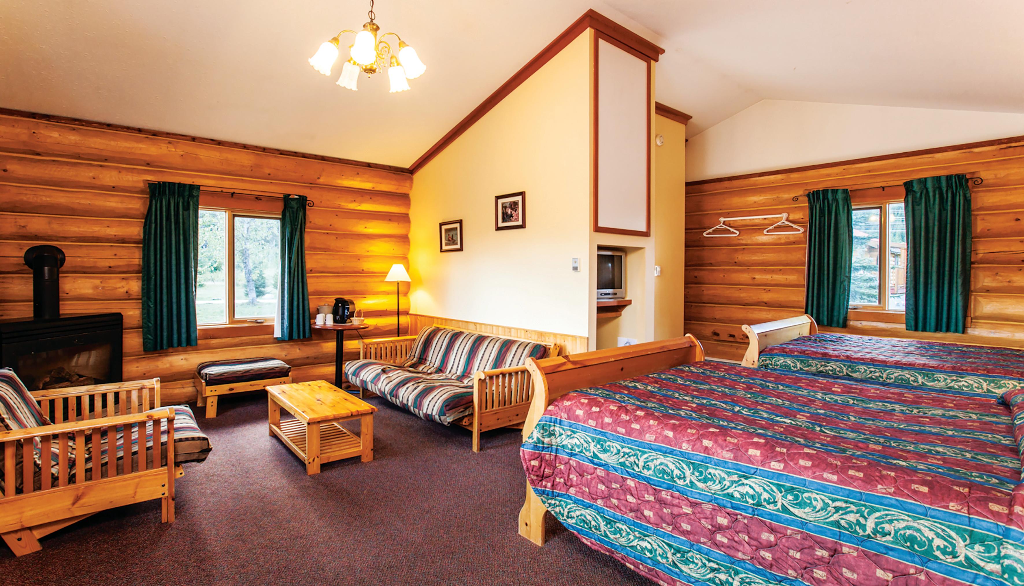 Medium Log Cabin