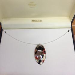 Mediterranean Artist Necklace$189.95
