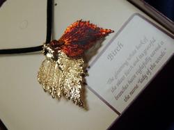 Birch Tree Necklace $35.00