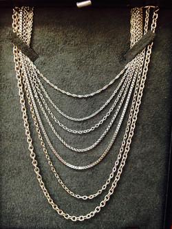 Chisel Necklace