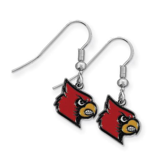 Red Bird Earrings - $9.00