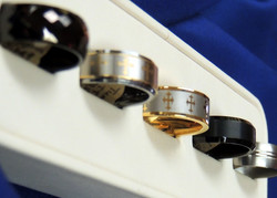 Various Mens rings