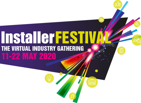 Special offer during InstallerFESTIVAL