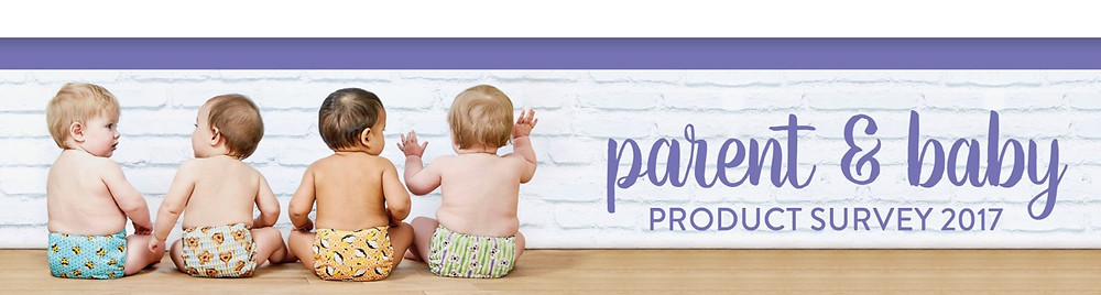 Parent and baby product survey 2017