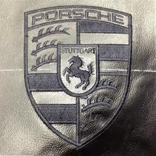 Porsche Custom Embroidery