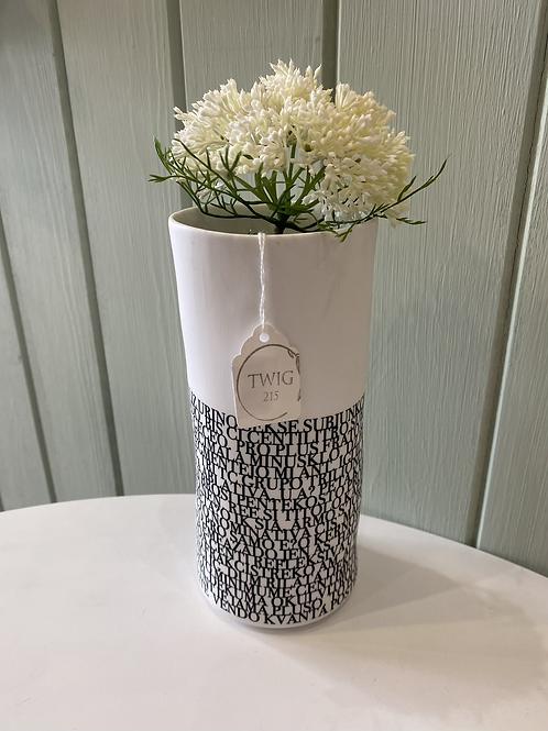 Word Vase