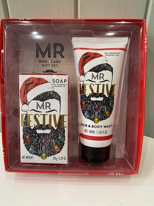 Mr festive gifts sets