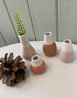 Mini Pastel Vase
