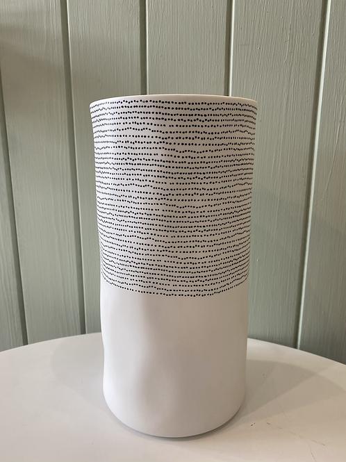 Large Dotty Vase
