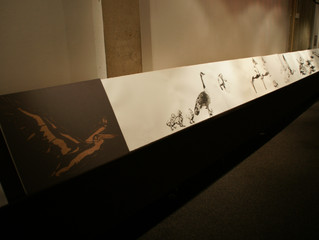 """May 11, Opening Reception for My Two Person Show: """"Disappearing Act: our role in species extinction"""""""