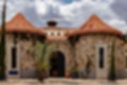 maison en pierre style château