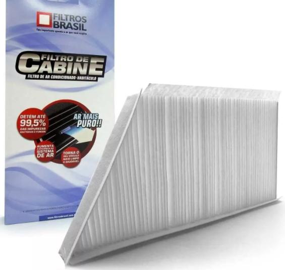 filtro de cabine ar condicionado