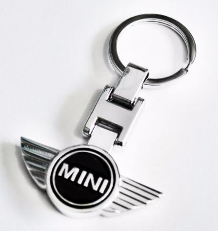 chaveiro chave mini cooper