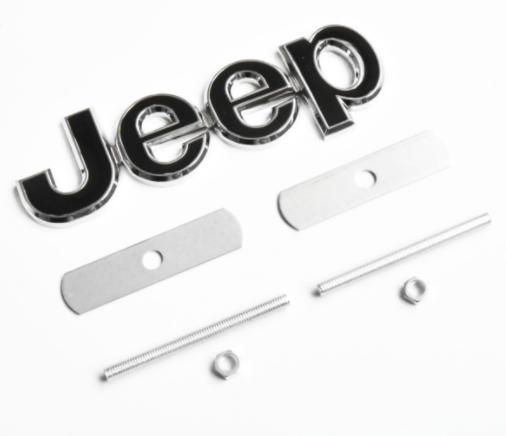 emblema grade jeep