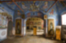 Придел в честь Всех святых, в земле Российской просиявших храма Николая Чудотворца в Кленниках