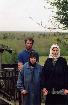 Мать Антония и Мария, деревня Внуто
