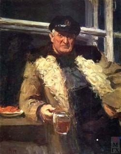 Портрет Г. Нисского