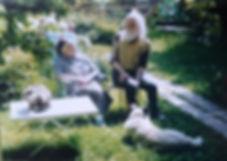 Дмитрий Васильевич Нечитайло и Мария Владимировна Савченкова