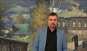 художник Антон Стекольщиков