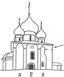 Успенская церковь в Белозерске
