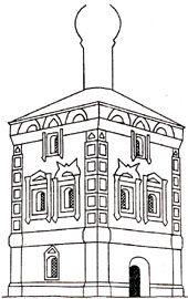 Храм казанской Божией Матери. Придел Макария Унженского