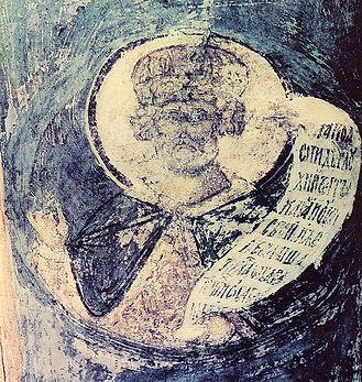 Царь Давид. Андрей Рублев.