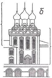 Церковь Тихвинской иконы Божией Матери в с.Алексеевском (Москва).
