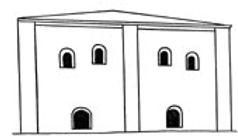 Трапезная Спасского монастыря (XVI в.) в Ярославле