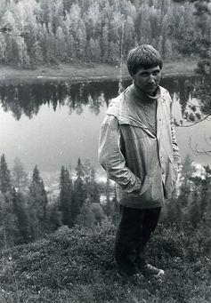Александр Александрович Белашов, Печоры 1985 г.