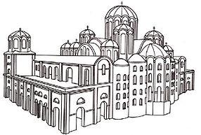 София Киевская (реконструкция)