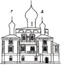 Храм Казанской Божией Матери в селе Марково