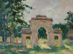 Ворота усадьбы Воронцовой-Дашковой