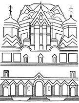 Село Дьяково. Фрагмент западной стороны церкви Усекновения Главы Иоанна Предтечи, XVIв.