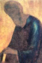 Апостол Андрей. Андрей Рублев.
