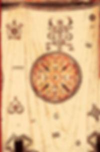 """Церковь Живоначальной Троицы в Никитниках. Роспись""""полотенце""""."""