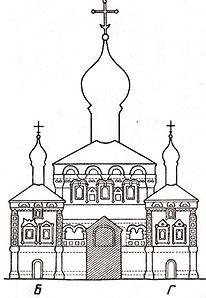 Храм Казанской Божией Матери в с. Марково
