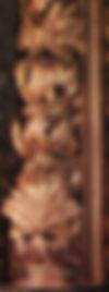 Церковь Покрова в Филях. Иконостас. Конец XVIIв. Фрагменты.
