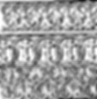 Орнаментальный пояс Троицкого собора Троице-Сергиевой Лавры (XV-XVIв)
