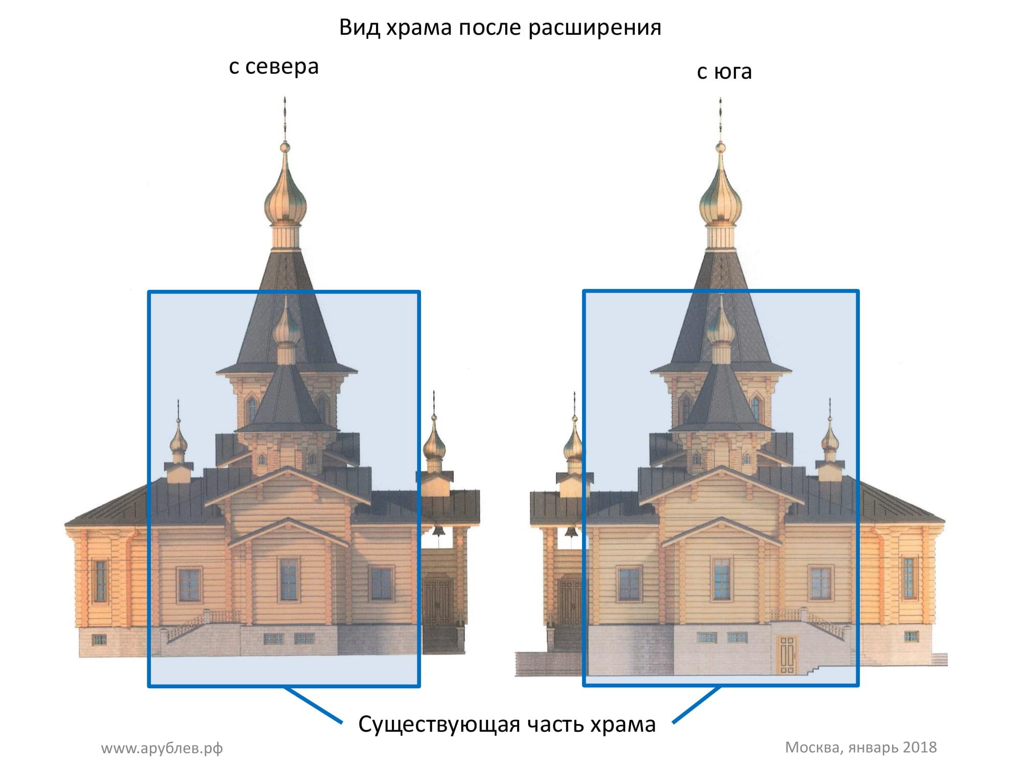 Расширение храма-5