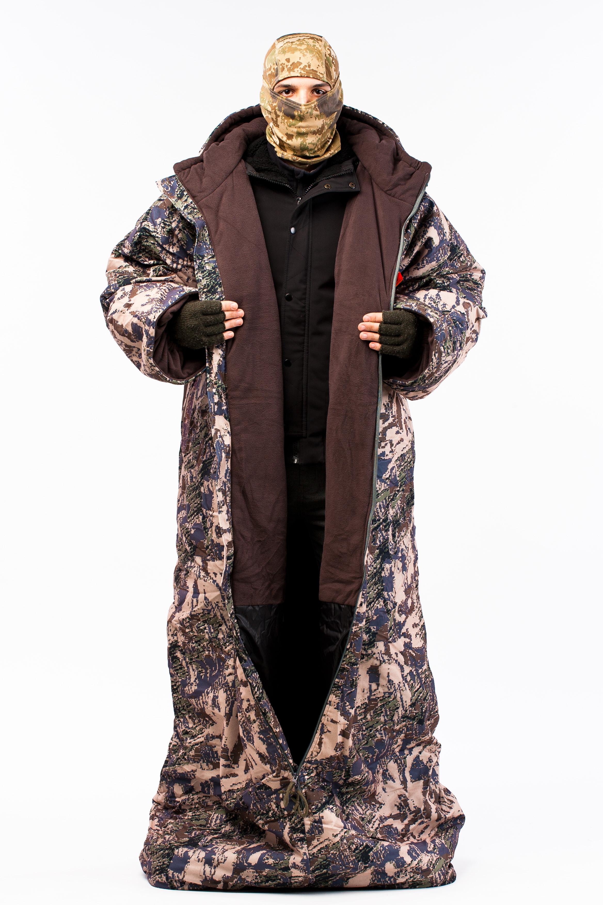 Мешок-халат для засидки цветСитка
