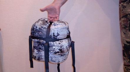мешок компрессионный, сумка-контейнер, одежда для охотников, мешок для засидки, сумка контейнер в машину, товары для охоты