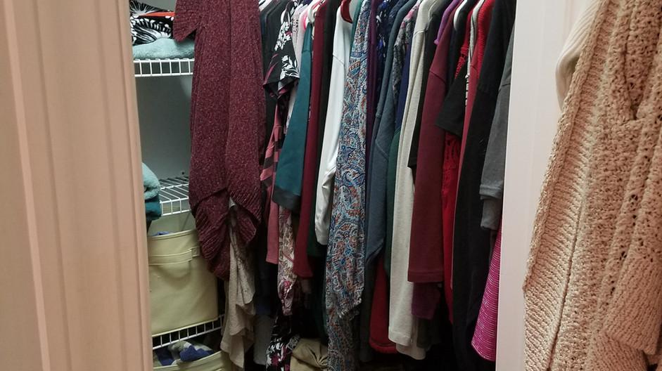 Before Closet