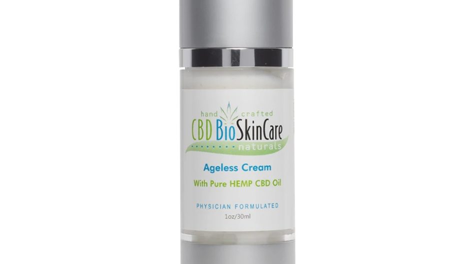 All Natural Ageless Cream