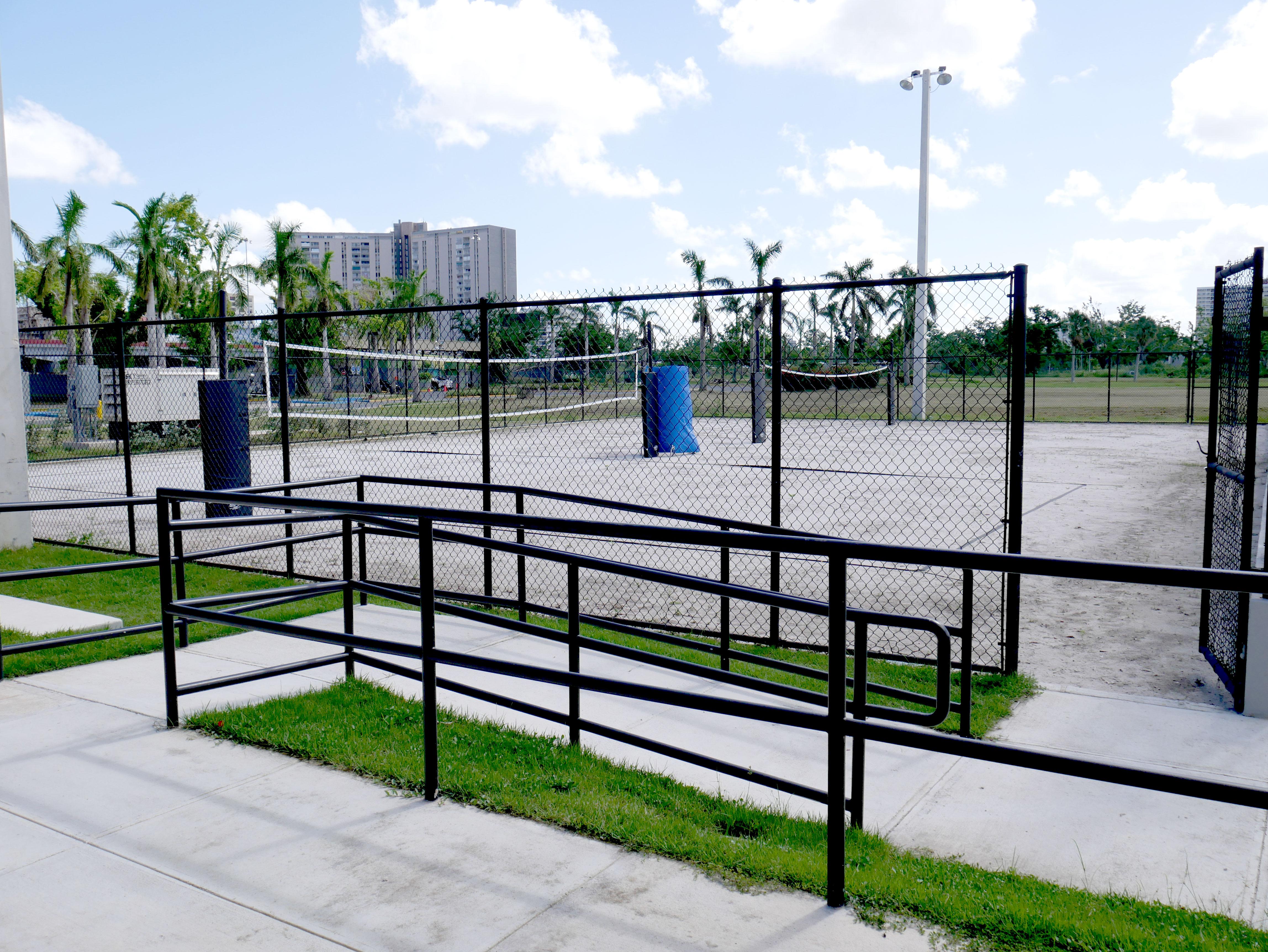 Beach Courts