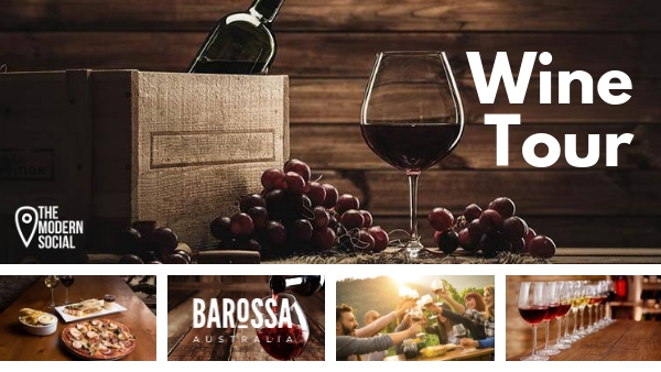 wine tour for singles barossa valley