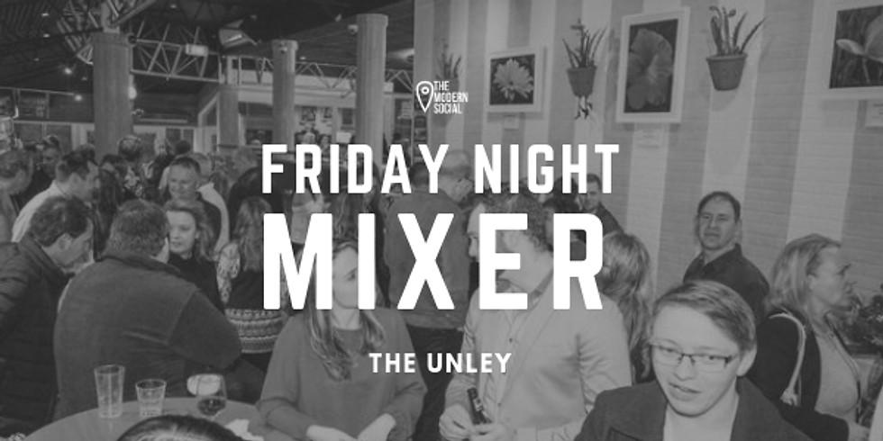 Friday Night MIXER