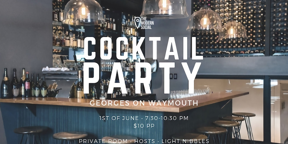 Cocktail Party > City Lights