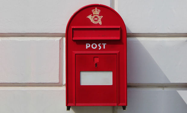 Classic Red Mailbox - Postbox.jpg