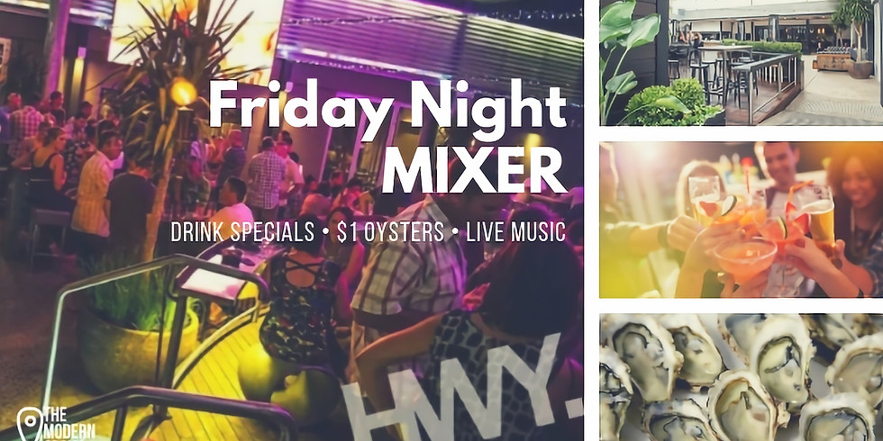 Friday Night MIXER @ The HWY!