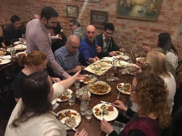 supper club modern social singles